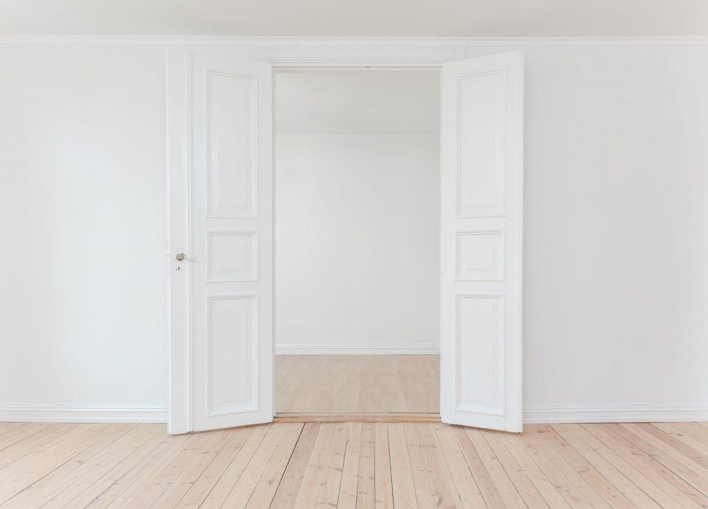 Interieur deur