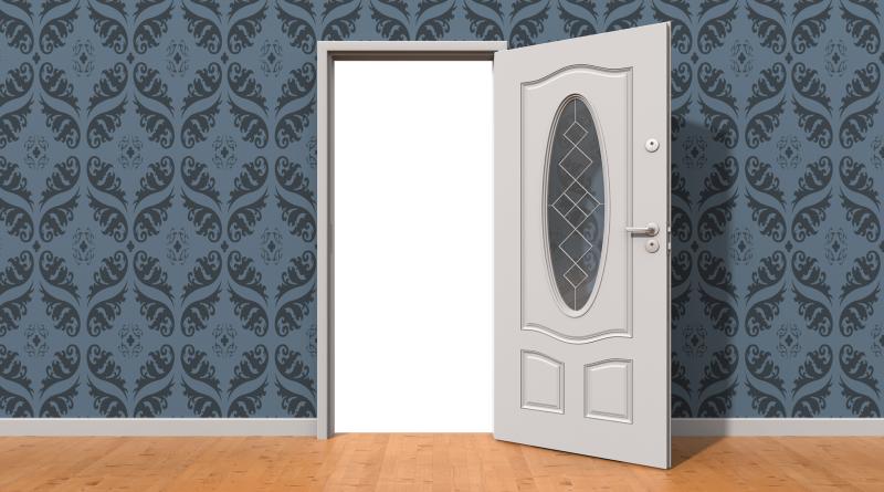 Unieke deur